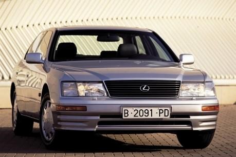 20 Jahre Lexus