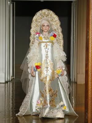 Lacroix; Paris; Haute Couture