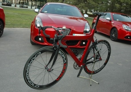 Fahrrad Alfa Romeo Competizione