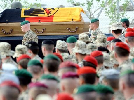 Worte der Woche, Bundeswehr, Tote, Krieg, Afghanistan, dpa