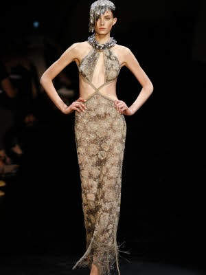 Giorgio Armani Privé; Paris; Haute Couture