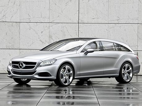Mercedes Concept Shooting Break