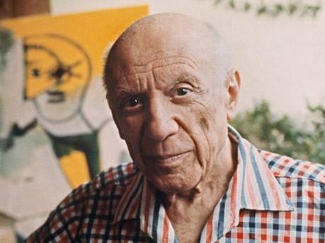 Pablo Picasso;AFP