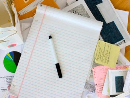 Das nicht-papierlose Büro;iStockphoto