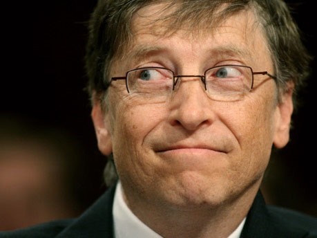 Bill Gates;AFP
