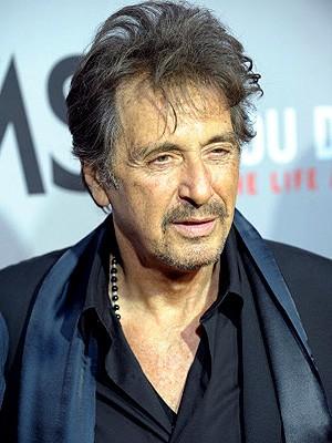 Al Pacino, AFP