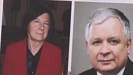 Ehepaar Kaczynski, Getty Images