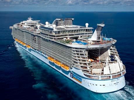 Neue Schiffe für Kreuzfahrten 2010