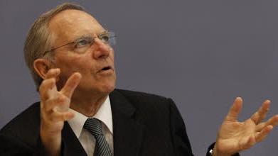 Wolfgang Schäuble, Reuters