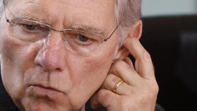 Wolfgang Schäuble; AP