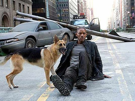 I am Legend, verleih