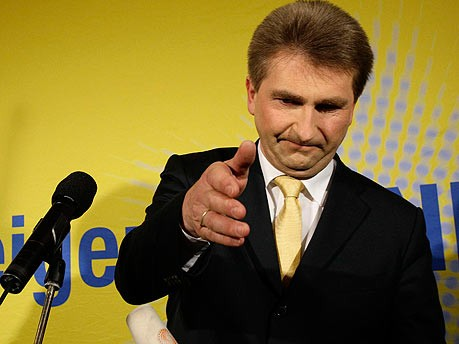FDP, Nordrhein-Westfalen, Wahl, Pinkwart, dpa