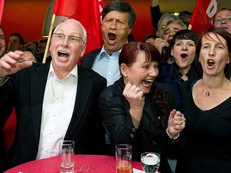 Wahl, NRW, Linke, dpa