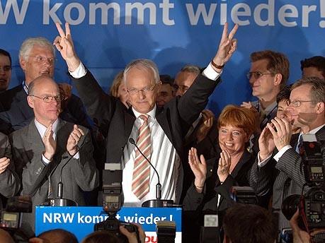Jürgen Rüttgers dpa