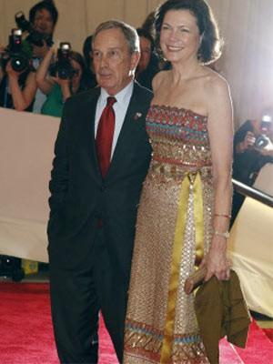 Michael Bloomberg; Susan Bloomberg