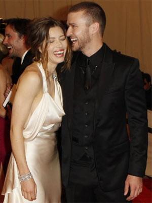 Jessica Biel; Justin Timberlake