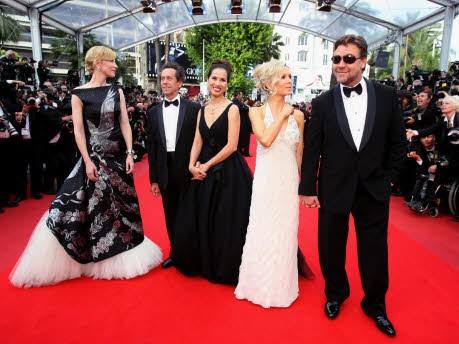 Robin Hood, Fiomcrew, Filmfestspiele Cannes, AP