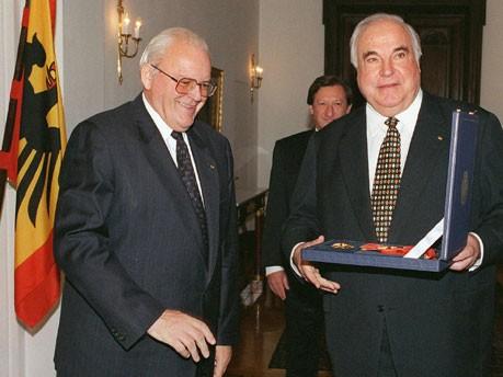 Altkanzler, Helmut Kohl, 80. Geburtstag, dpa