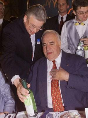 Altkanzler, Helmut Kohl, 80. Geburtstag, AP