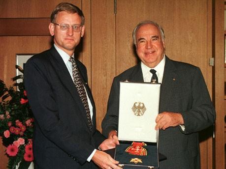 Altkanzler, Helmut Kohl, 80. Geburtstag, rtr
