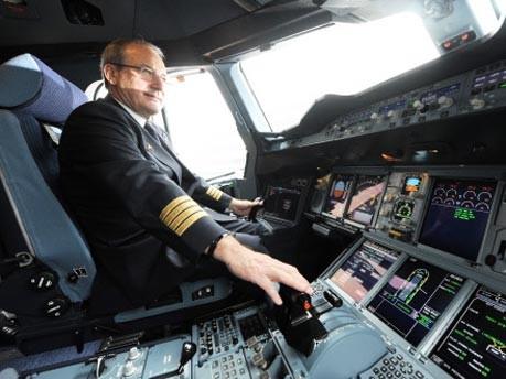 Lufthansa, Airbus 380, Foto: dpa