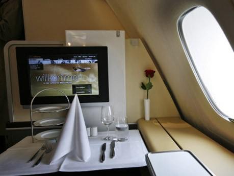 Lufthansa, Airbus 380, Foto: AP
