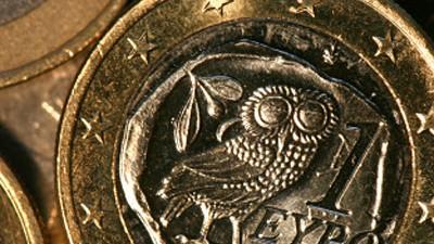 Griechenland, Euro, dpa