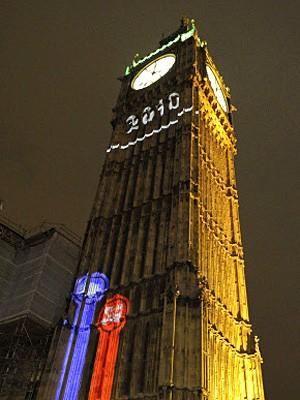 Wahl in Großbritannien, Big Ben, AP