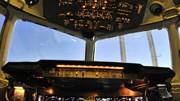 Cockpit, Schwefelgeruch, dpa