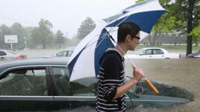 USA, Überschwemmung, Tennessee, AP