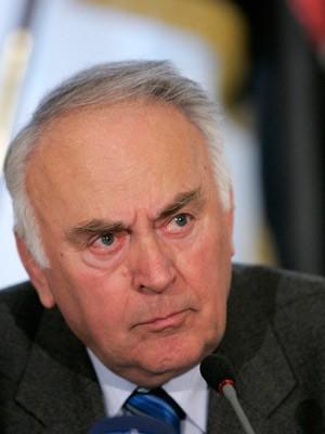 Wolfgang Böhmer, ddp