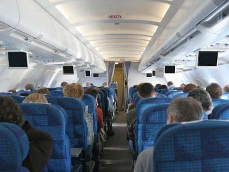 User geben Airlines Spartipps,