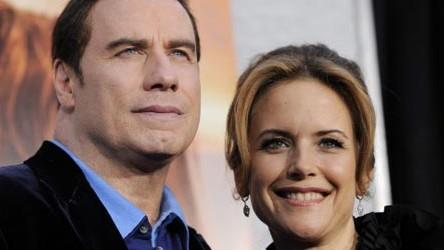 John Travolta, Kelly Preston, Familienzuwachs, ap
