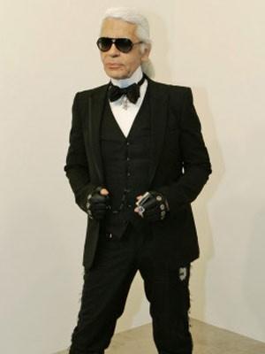 Karl Lagerfeld, AP