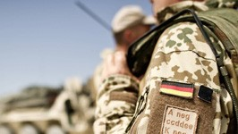 Bundeswehr Afghanistan; ddp