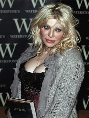 Courtney Love, Getty Images