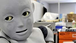 Roboter Soft Skills