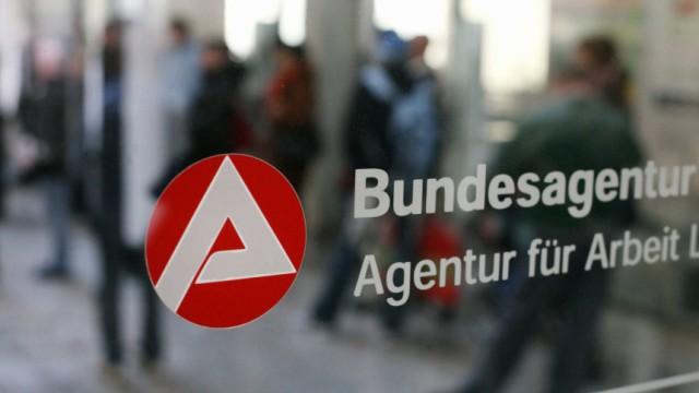 Bundesagentur fuer Arbeit erwartet weitere Milliardendefizite
