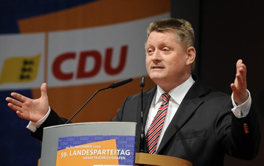 59. CDU-Landesparteitag Baden-Württemberg
