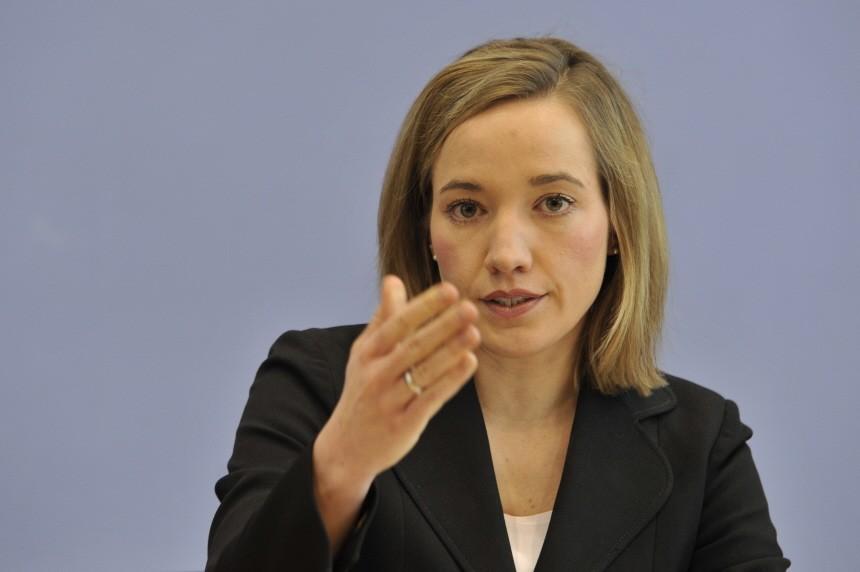 Dr. Kristina Schroeder, zum Thema: Familienpflegezeit