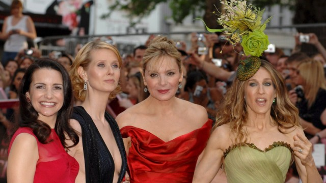 """´Sex And The City 2"""" kommt ins Kino"""