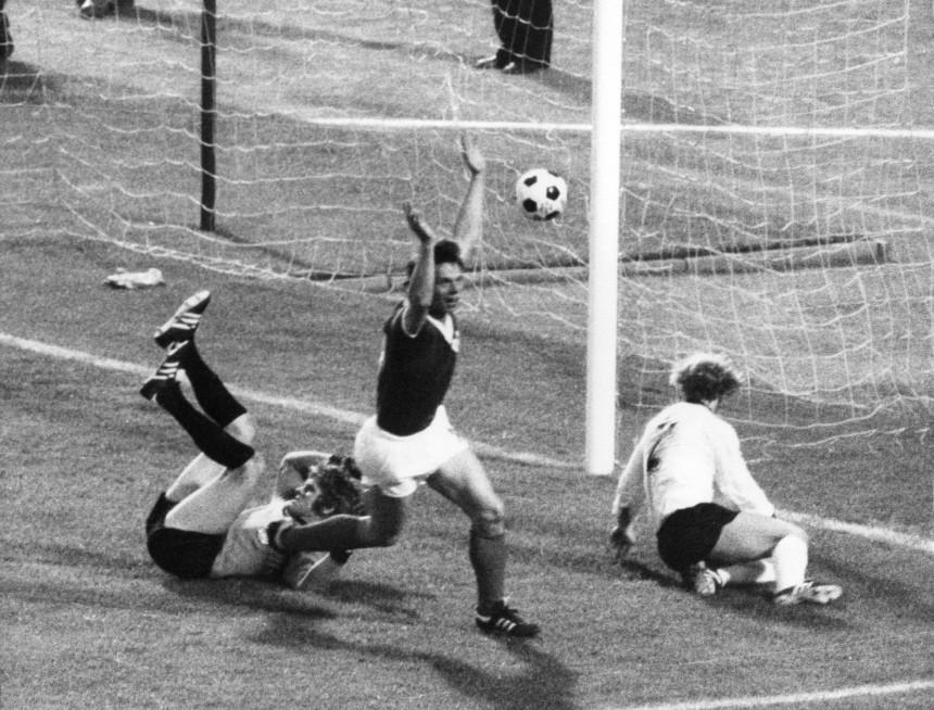 60 Jahre Deutschland - Fußball-WM 1974: Sparwassers 1:0