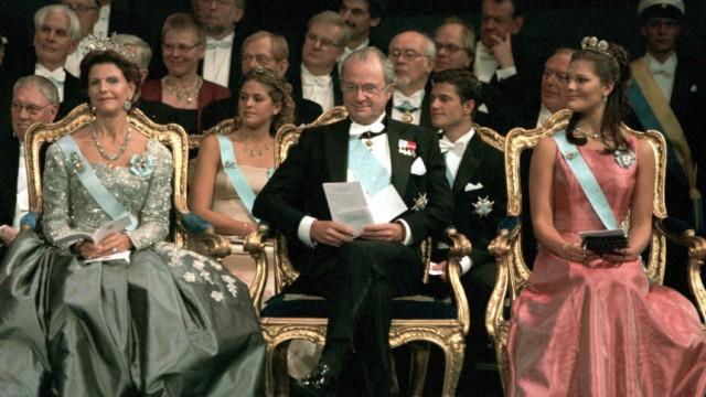 Schwedische Königsfamilie, 2000