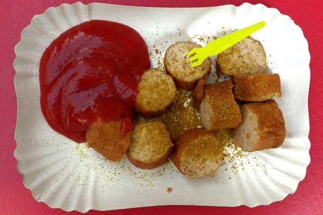 Currywurst Kantine
