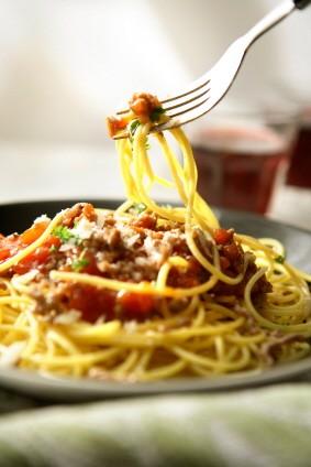 Spaghetti Kantine