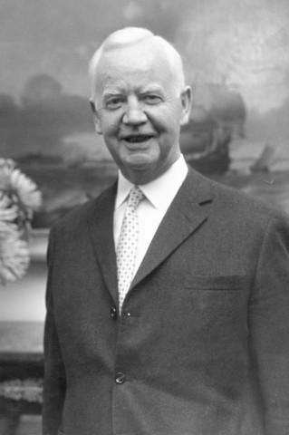 Heinrich Lübke, 1959