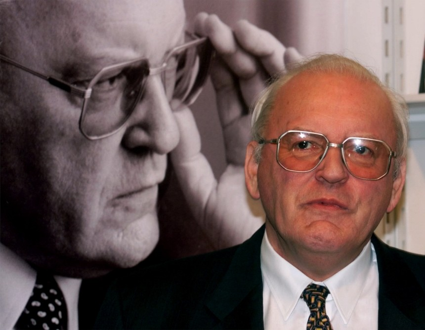 Roman Herzog, 1998