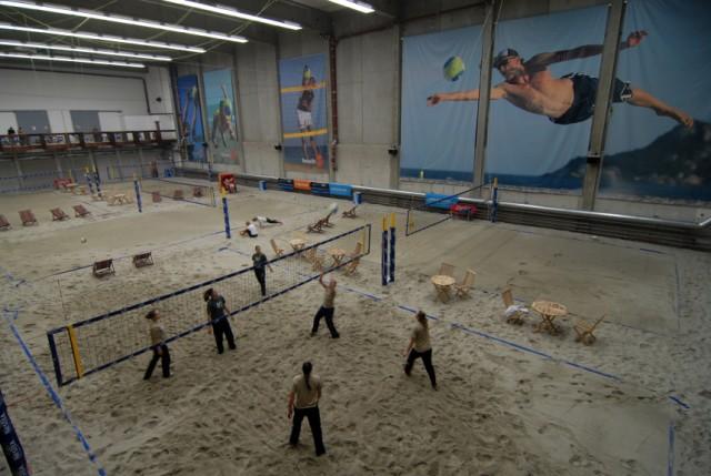 Beachvolleyball-Club in München, 2007