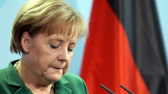 Rücktritt Köhler - Stellungnahme Merkel