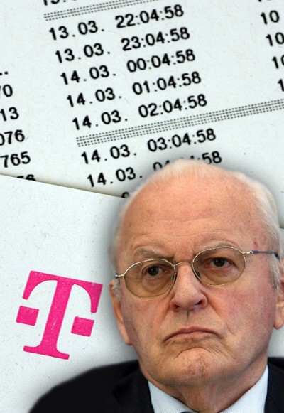 Telekom Datenskandal